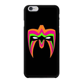 Wwe Ultimate Warrior Mask  iPhone 6/6S Case