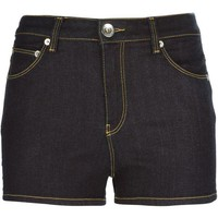 ONETOW Love Moschino mid waist denim shorts