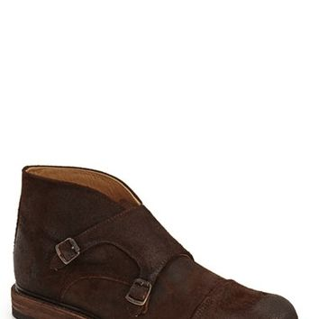 Men's Frye 'Jack' Double Monk Strap Chukka Boot,