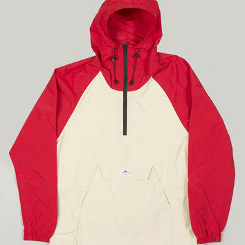 Penfield Pac Jac Packable Jacket Red/Tan