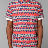 Urban Outfitters - Tropicalia Tidal Wave Shirt