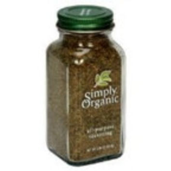 Simply Organic All Purpose Seasoning -1x2.08 Oz-