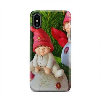 Christmas Elf IPhone and Samsung Phone Cover