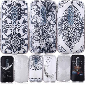 Soft Cover For Motorola Moto G3 G 3 3rd Gen Silicon Case Soft Shell Phone Cases Etui Capinha Capa Hoesje Coque Fundas Carcasa