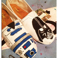 Star Wars Custom Toms