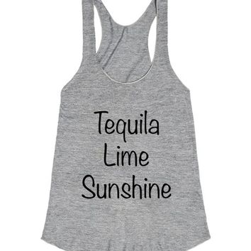 Tequila Lime Sunshine