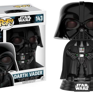 Darth Vader Star Wars Rogue One Funko Pop! Vinyl Figure #143