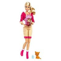 Barbie I Can Be Zookeeper Doll