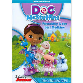 Walmart: Doc McStuffins: Friendship Is The Best Medicine - Volume One (With Stickers) (Widescreen)