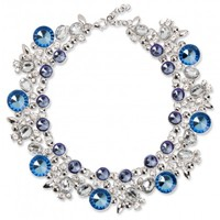 Blue Marine Necklace - Summer Statement