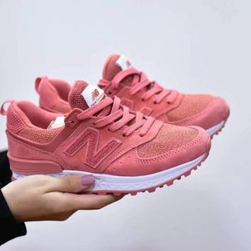 DCCK2 New Balance 574 Sport  Dusted Peach