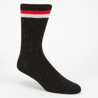 Lrg Core Two Mens Crew Socks Black One Size For Men 24680310001