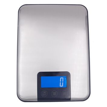 Multifunction Food Scale with Foldable Hook