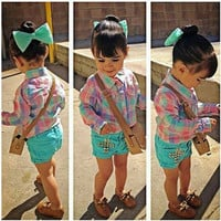 Kids Boys Girls Baby Clothing Products For Children = 4445775556