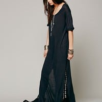Free People Free People Talkin Too Much Maxi