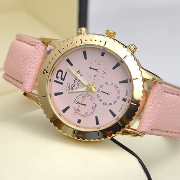 Women Man Watch Fit for everyone.Many colors choose.HOT SALES = 4487320836