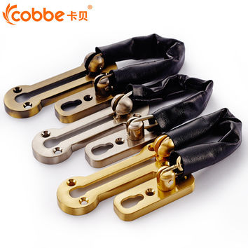 Safety Anti-Theft Door Chain Hotel Lock Bolt Shear Thickening Latch Tied To Buckle