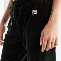 FILA + UO Dahlia Velour Jogger Pant - Urban Outfitters