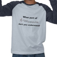 The language of music! tees from Zazzle.com