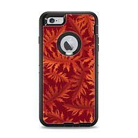 The Vector Fall Red Branches Apple iPhone 6 Plus Otterbox Defender Case Skin Set