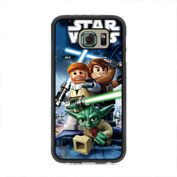 Lego Star Wars Iii The Clone Wars Samsung Galaxy S6 Case