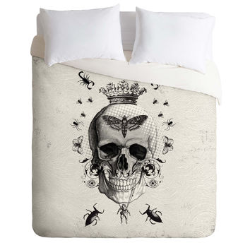 Elo Designs Life After Death Duvet Cover