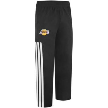 adidas Los Angeles Lakers On-Court Pants - Black