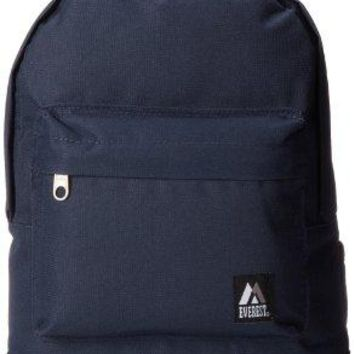 Everest Junior Backpack, Navy, One Size