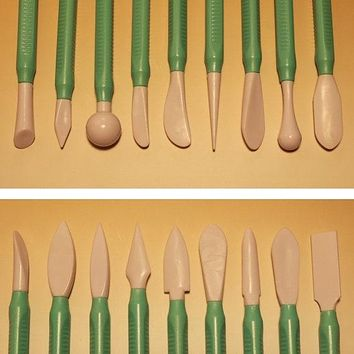 Sculpting Tools, Cake Decorating, Polymer Clay Tools, Flower Making, Ball Tools, Gumpaste tools