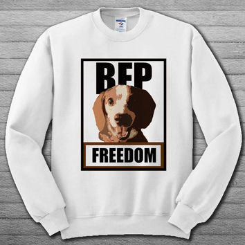 beagle freedom project leberation Sweatshirt # For Women , Men  Sweatshirt