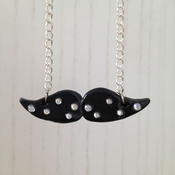 Mustache Necklace - Mustache Necklace in different colors