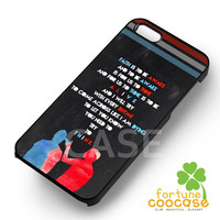 Twenty One Pilots Band Quotes Phone Case -edd for iPhone 6S case, iPhone 5s case, iPhone 6 case, iPhone 4S, Samsung S6 Edge