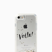 liquid glitter voila iphone 7 case