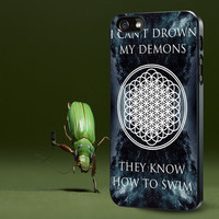 Sempiternal Bring Me the Horizon Fit Custom Case Made For iPod, Iphone, Samsung Galaxy