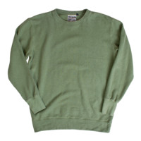 9.6 oz Crewneck Sweatshirt - Grass Green