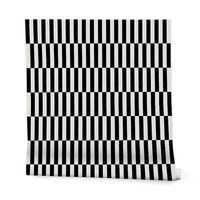 Bianca Green Black And White Order Wrapping Paper