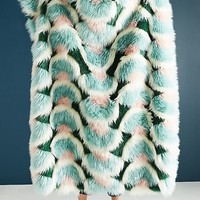 Juniper Faux Fur Throw Blanket