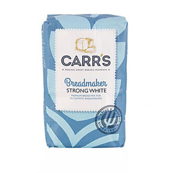 Carr's Breadmaker Strong White Bread Mixes 10 x 500g