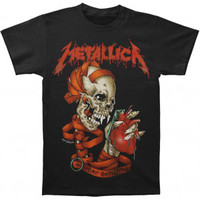 Metallica Heart Explosive T-shirt - Metallica - M - Artists/Groups - Rockabilia