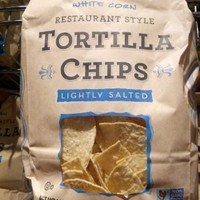 365 Tortilla Chips Multigrain Light Salted (Non GMO Project Verifield), 16 oz (Pack of 2)