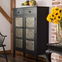 ethanallen.com - new country by ethan allen lorraine pie safe | ethan allen | furniture | interior design