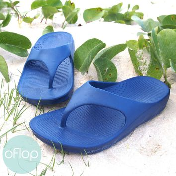 Blue Flip - Pali Hawaii Thong Sandals