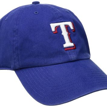 Texas Rangers Fan Style Adjustable Hat