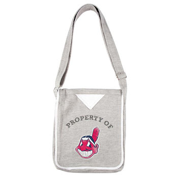 Cleveland Indians MLB Hoodie Crossbody Bag