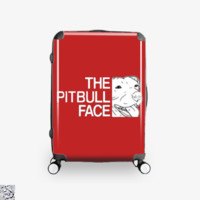 The Pitbull Face, Pitbull Suitcase