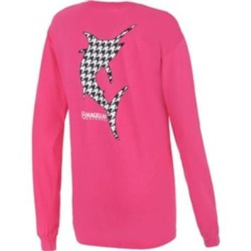 Academy - Magellan Outdoors™ Men's Houndstooth Marlin Long Sleeve T-shirt