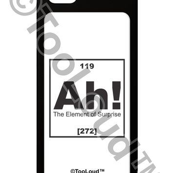 Ah the Element of Surprise Funny Science iPhone 5 / 5S Grip Case  by TooLoud