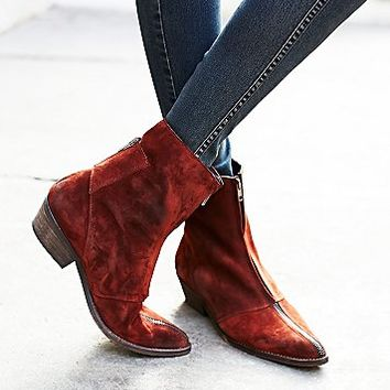 FP Collection Womens Caldera Ankle Boot