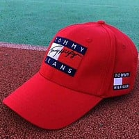 Perfect Tommy Jeans Unisex Fashion Casual Cap