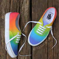 Bahama Nights Tie Dye (Vans Shoes - Pre-order 2 weeks)
